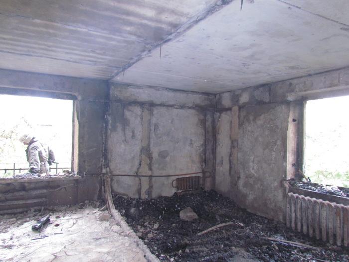 Мариупольские власти оказали помощь поджигателю квартиры, фото-1