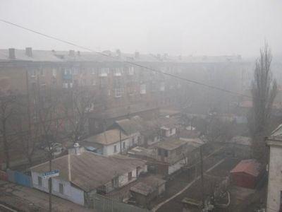 В Мариуполе - метеоусловия высокого загрязнения воздуха, фото-1
