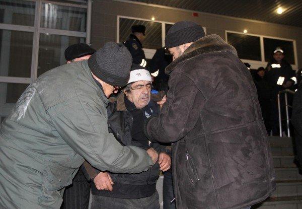 В Донецке силовики разгромили палаточный лагерь чернобыльцев. Погиб человек! (ФОТО), фото-3