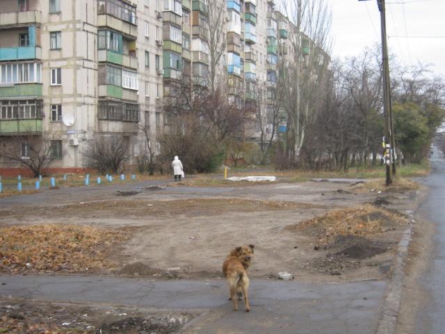 В Мариуполе  жителей микрорайона «Черемушки»  лишили бесплатной парковки (Фотофакт), фото-3