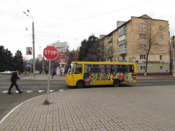 В Мариуполе  на пешеходном переходе  женщина попала под колеса маршрутки (ФОТО), фото-3