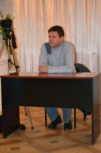 Киноаматоры встретились с режиссером из Мариуполя Артемом Дроботом (ФОТО), фото-2