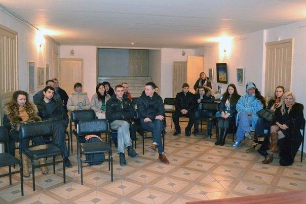Киноаматоры встретились с режиссером из Мариуполя Артемом Дроботом (ФОТО), фото-6