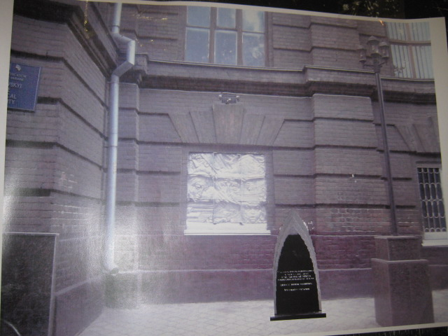В Мариуполе  снова перенесли слушания по поводу установки памятника  евреям, пострадавшим от фашизма (ФОТО), фото-3