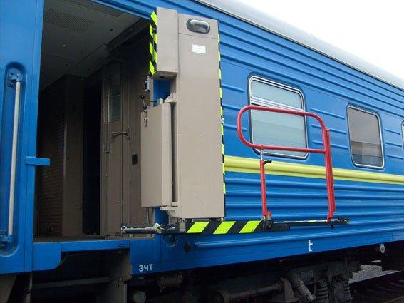 вагон для инвалидов 2