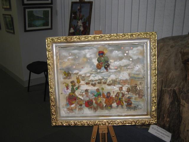 Самодеятельные художники и  народные умельцы «завалят» Мариуполь рождественскими подарками (ФОТО), фото-2