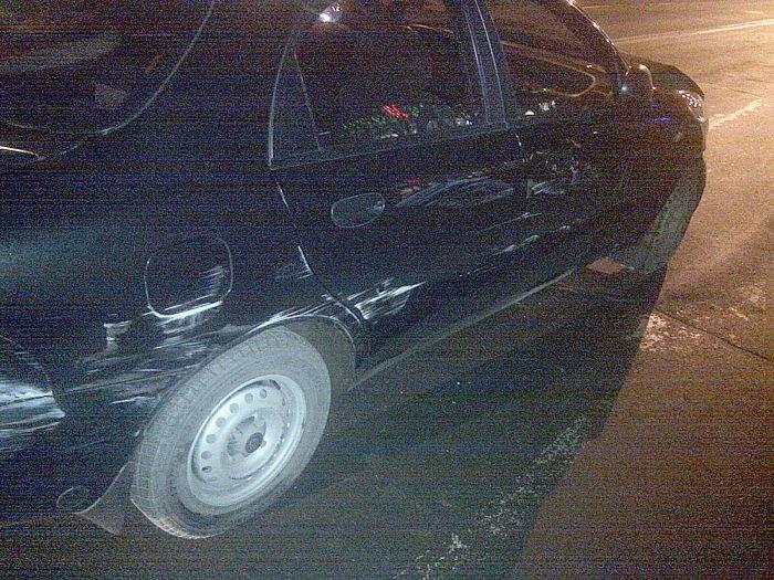 В Мариуполе «Mercedes»  и «Daewoo» не поделили  центральный перекресток (Фотофакт), фото-3