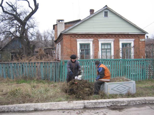 Коммунальные службы «причесывают» Мариуполь к Рождеству (ФОТО), фото-4