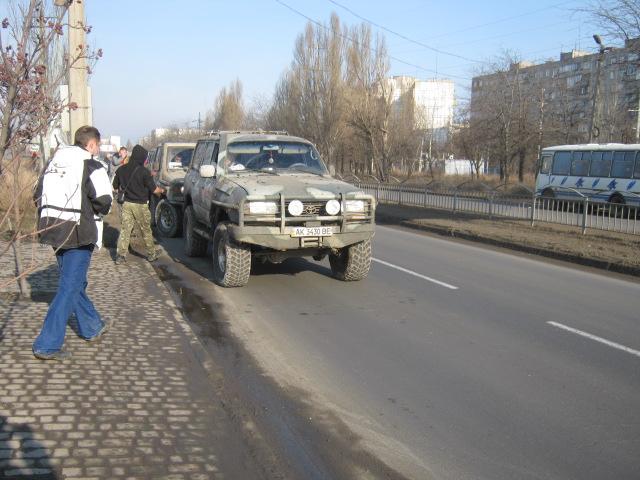 Участники автопробега «Азовское кольцо»  шокированы мариупольской экологией (ФОТО), фото-9