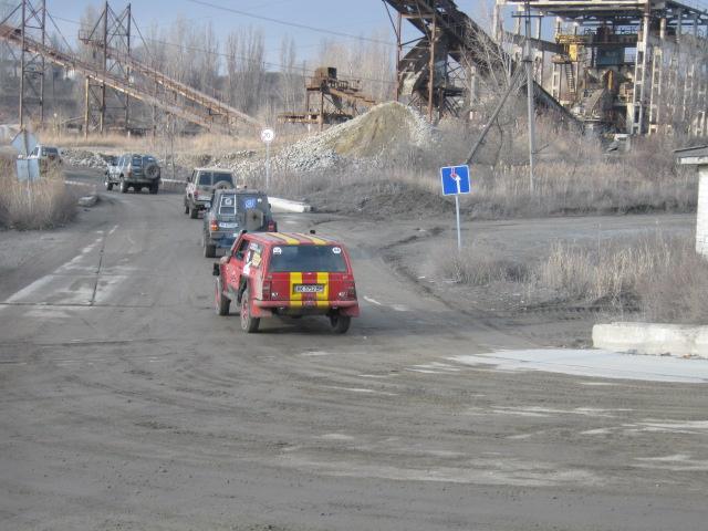 Участники автопробега «Азовское кольцо»  шокированы мариупольской экологией (ФОТО), фото-4