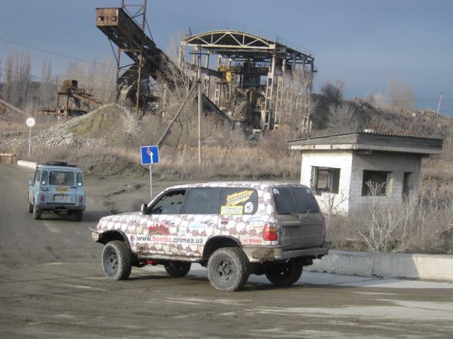 Участники автопробега «Азовское кольцо»  шокированы мариупольской экологией (ФОТО), фото-2