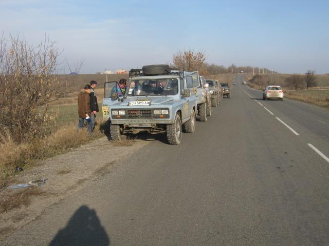 Участники автопробега «Азовское кольцо»  шокированы мариупольской экологией (ФОТО), фото-12