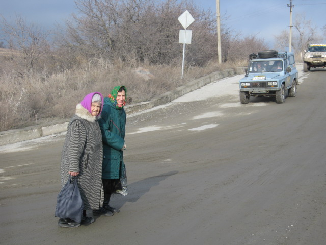 Участники автопробега «Азовское кольцо»  шокированы мариупольской экологией (ФОТО), фото-1