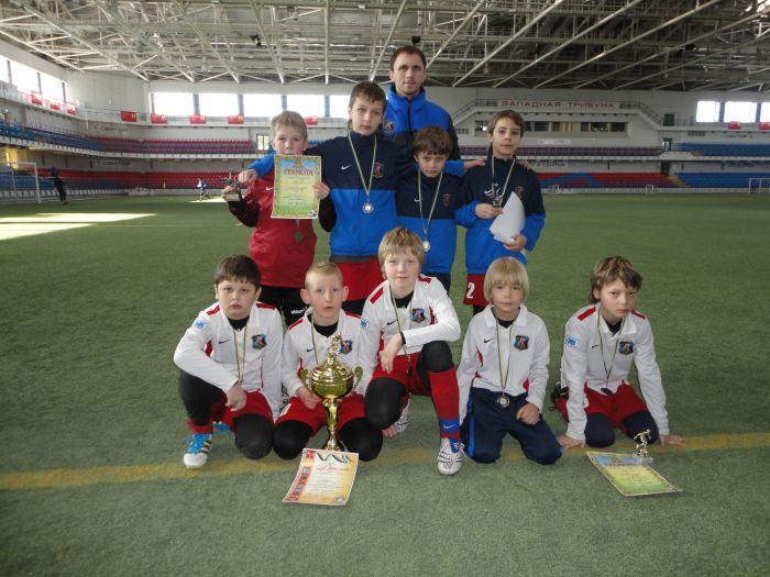 футбол дети 3