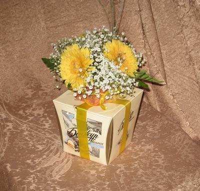 Выставка-продажа «цветы + подарок», фото-1