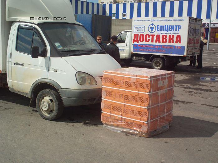 В войну между строительным супермаркетом и частными перевозчиками вмешалась милиция (ФОТО+ВИДЕО), фото-5