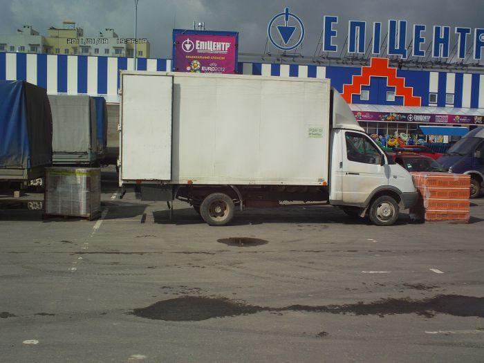 В войну между строительным супермаркетом и частными перевозчиками вмешалась милиция (ФОТО+ВИДЕО), фото-1