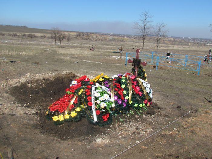 Шок: Мариупольца, выигравшего в лотерею миллион, сегодня похоронили (ФОТО), фото-5
