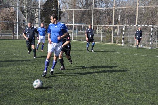 В Мариуполе состоялся футбольный матч между горсоветом и горисполкомом (ФОТО), фото-3