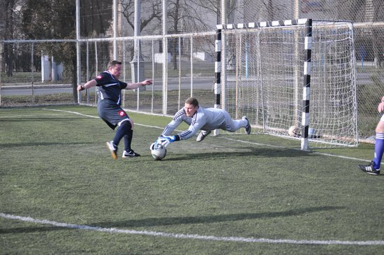 В Мариуполе состоялся футбольный матч между горсоветом и горисполкомом (ФОТО), фото-5