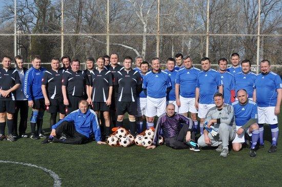 В Мариуполе состоялся футбольный матч между горсоветом и горисполкомом (ФОТО), фото-6