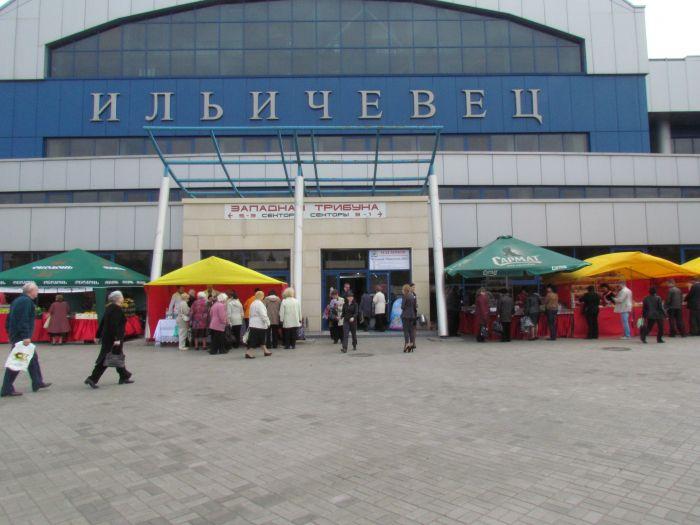 В Мариуполе открылась выставка распродаж «Весенний Мариуполь - 2012» (ФОТОРЕПОРТАЖ), фото-12