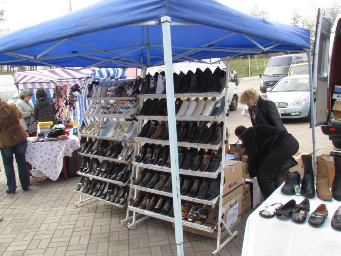 В Мариуполе открылась выставка распродаж «Весенний Мариуполь - 2012» (ФОТОРЕПОРТАЖ), фото-11