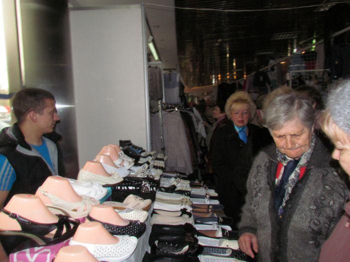 В Мариуполе открылась выставка распродаж «Весенний Мариуполь - 2012» (ФОТОРЕПОРТАЖ), фото-7