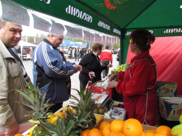 В Мариуполе открылась выставка распродаж «Весенний Мариуполь - 2012» (ФОТОРЕПОРТАЖ), фото-13