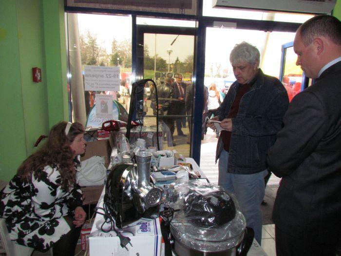 В Мариуполе открылась выставка распродаж «Весенний Мариуполь - 2012» (ФОТОРЕПОРТАЖ), фото-10