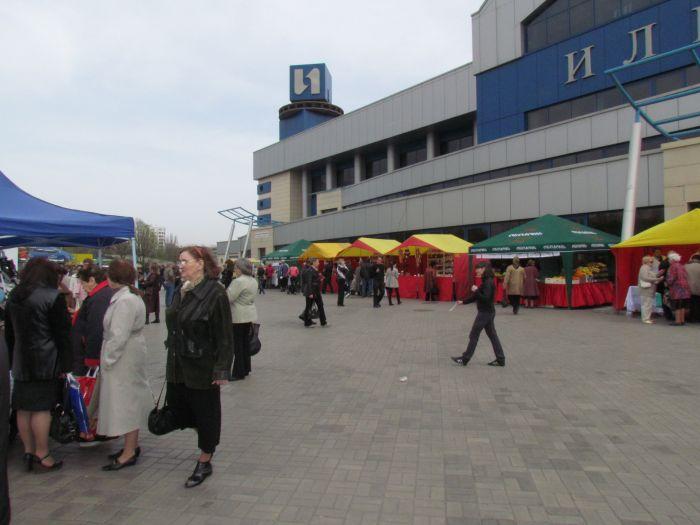 В Мариуполе открылась выставка распродаж «Весенний Мариуполь - 2012» (ФОТОРЕПОРТАЖ), фото-20
