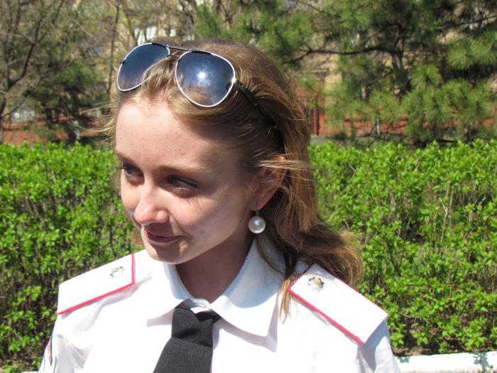 Мариупольские школьники показали, что могут быть похожими на инспекторов ГАИ (ФОТО), фото-7