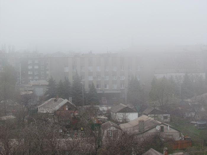Завтра в Мариуполе прогнозируют НМУ 2-й степени. Сороковые с начала года, «юбилейные»  (ФОТО), фото-1