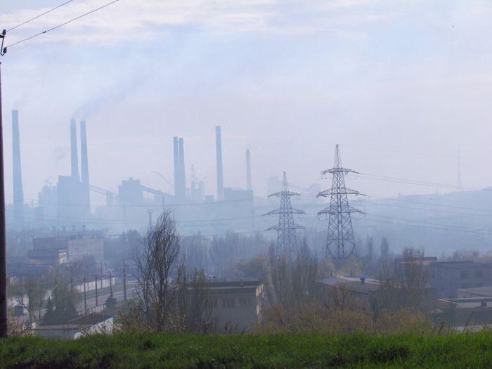 Дым Завод 4