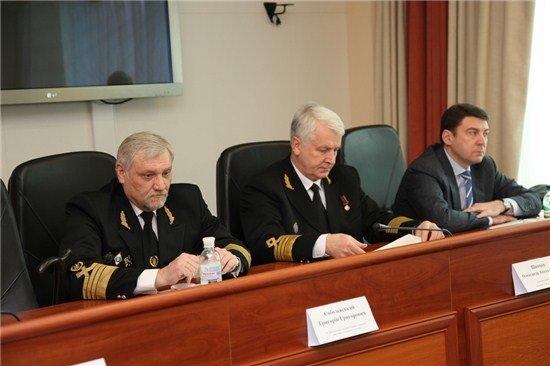 Відбулась міжвідомча нарада з питань підготовки та дипломування моряків, фото-3