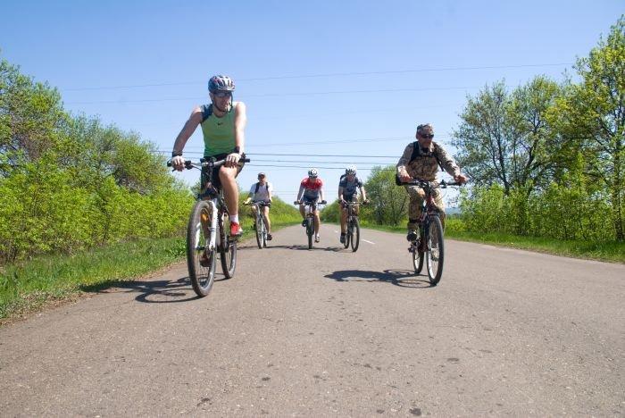 Мариупольские велосипедисты намотали вокруг Мариуполя 170 км, чтобы доказать, что за городом есть на что посмотреть (ФОТО), фото-2