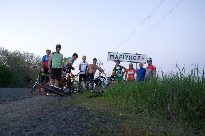 Мариупольские велосипедисты намотали вокруг Мариуполя 170 км, чтобы доказать, что за городом есть на что посмотреть (ФОТО), фото-6