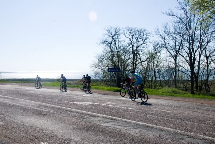 Мариупольские велосипедисты намотали вокруг Мариуполя 170 км, чтобы доказать, что за городом есть на что посмотреть (ФОТО), фото-4