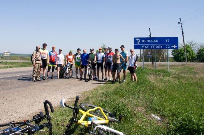 Мариупольские велосипедисты намотали вокруг Мариуполя 170 км, чтобы доказать, что за городом есть на что посмотреть (ФОТО), фото-5