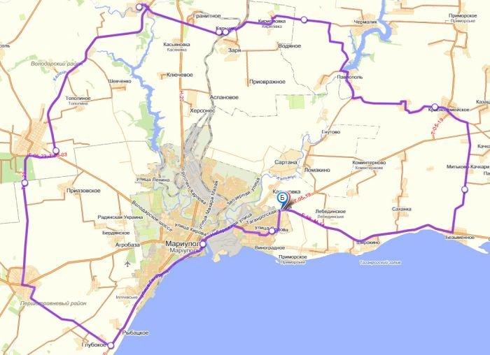 Мариупольские велосипедисты намотали вокруг Мариуполя 170 км, чтобы доказать, что за городом есть на что посмотреть (ФОТО), фото-1