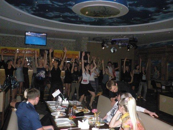 Ресторан Кот Бегемот встречал гостей на первой вечеринке из серии МЕГА-САЛЬСА-МАЁВКА-ПАТИ, фото-5