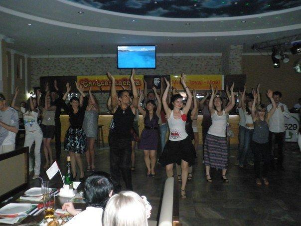 Ресторан Кот Бегемот встречал гостей на первой вечеринке из серии МЕГА-САЛЬСА-МАЁВКА-ПАТИ, фото-7