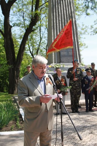 В Городском саду поздравили ветеранов Великой Отечественной войны, фото-2
