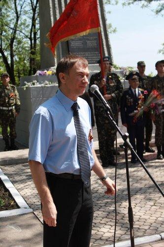 В Городском саду поздравили ветеранов Великой Отечественной войны, фото-3