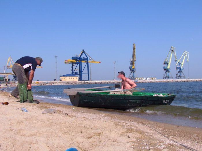 море лето 1