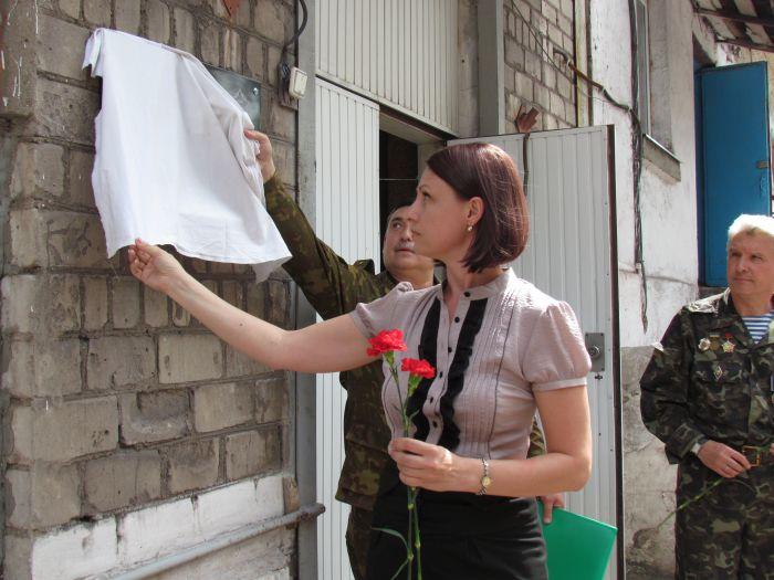 В Мариуполе на медучилище появилась мемориальная доска в честь Людмилы Мошенской (ФОТО), фото-5