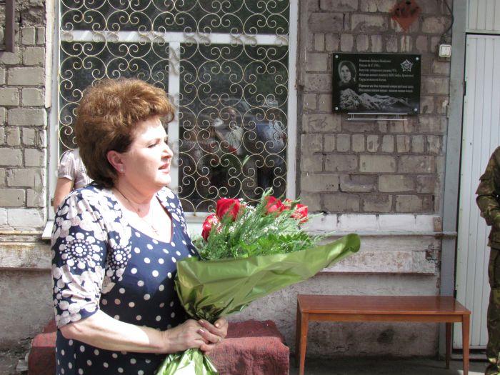 В Мариуполе на медучилище появилась мемориальная доска в честь Людмилы Мошенской (ФОТО), фото-7