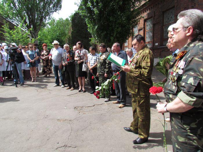 В Мариуполе на медучилище появилась мемориальная доска в честь Людмилы Мошенской (ФОТО), фото-3