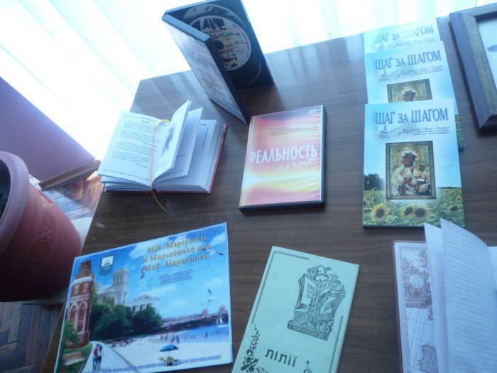 Мариупольский автор презентовал электронный сборник поэзии (ФОТО), фото-4