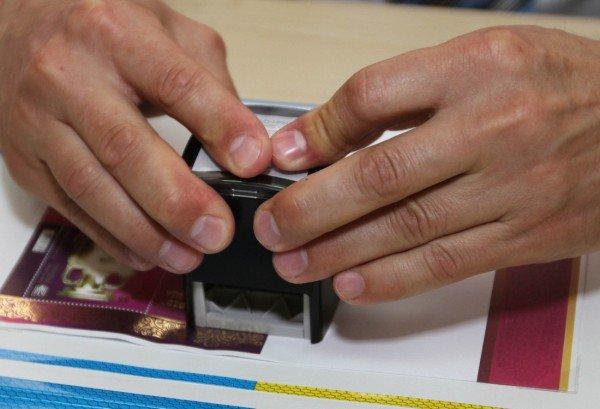 В Мариуполь поступила уникальная марка к Евро 2012 (ФОТО), фото-2